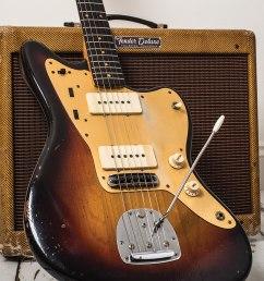 1959 jazzmaster fender [ 1401 x 1050 Pixel ]