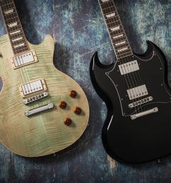 review gibson 2019 les paul standard sg standard guitar wiring for les paul and sg maverick [ 1399 x 1051 Pixel ]