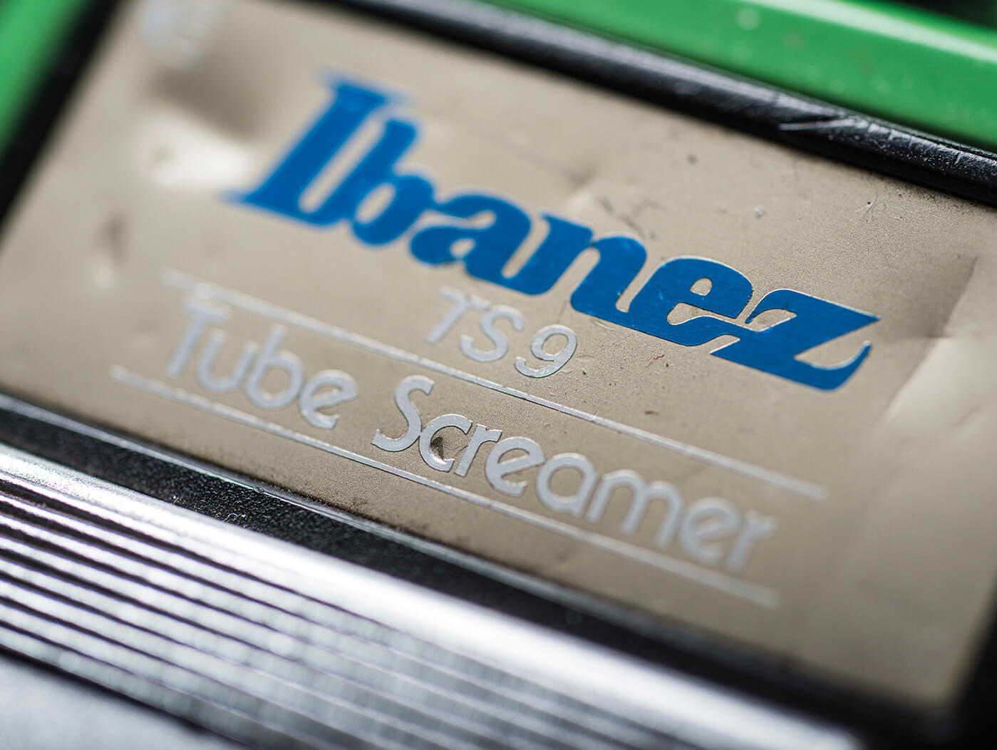 hight resolution of ibanez tube screamer