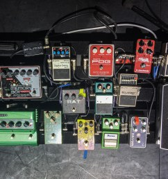 show us your pedalboards guitar com all things guitar pedal board help wiring pic inside4086110200194129150172705564545n [ 1401 x 1052 Pixel ]