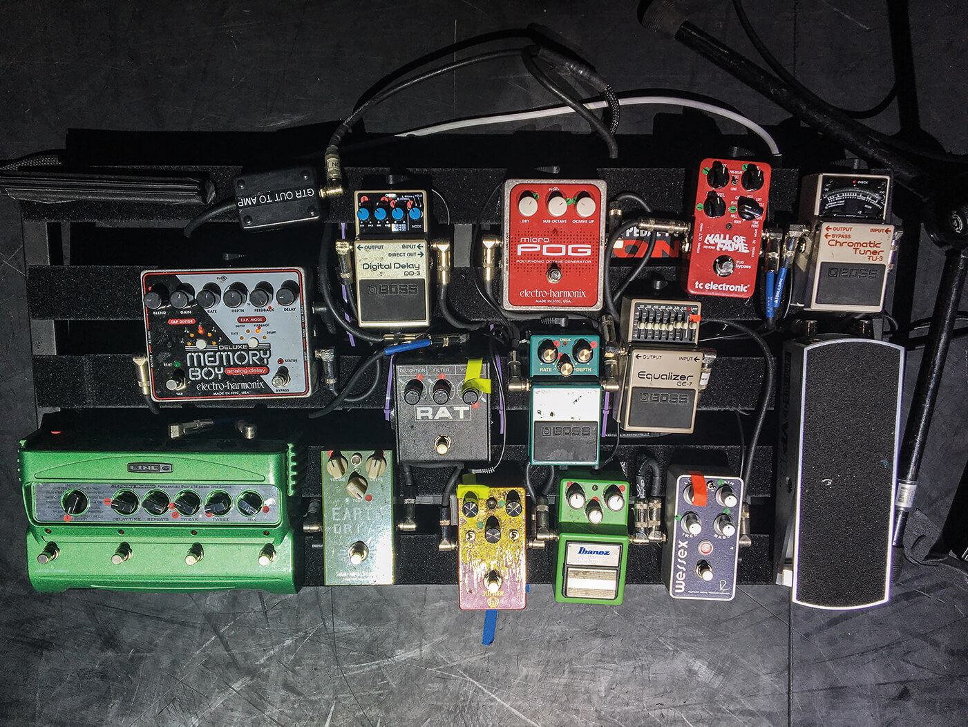 hight resolution of show us your pedalboards guitar com all things guitar pedal board help wiring pic inside4086110200194129150172705564545n