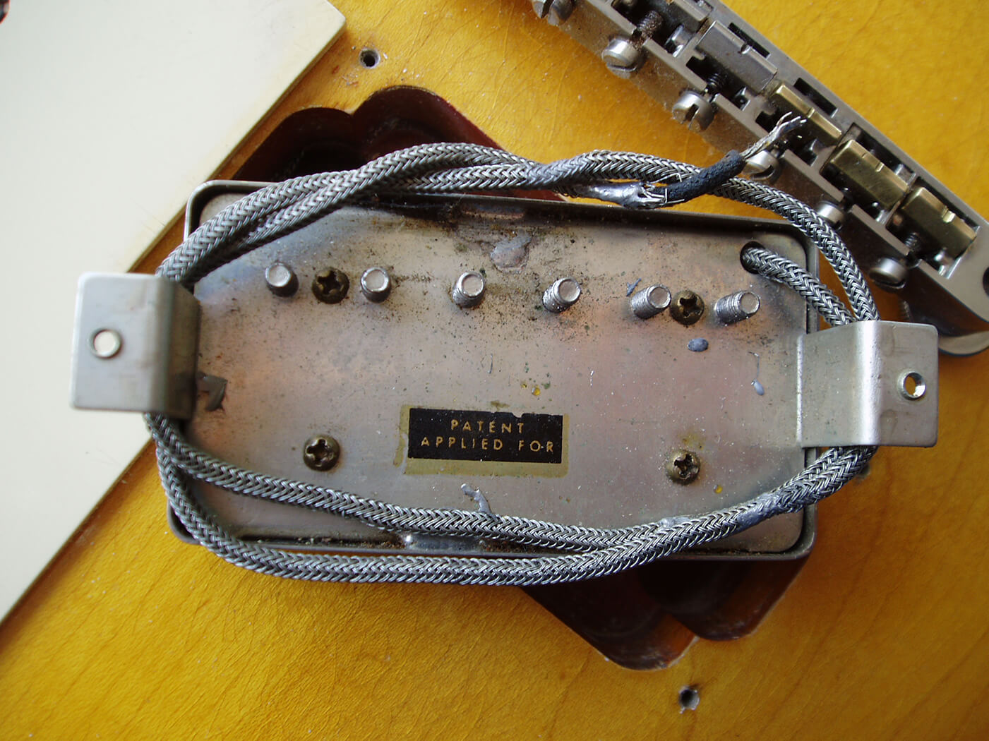 hight resolution of  s style les paul wiring diagram on guitar 50 s wiring les paul electronics kit