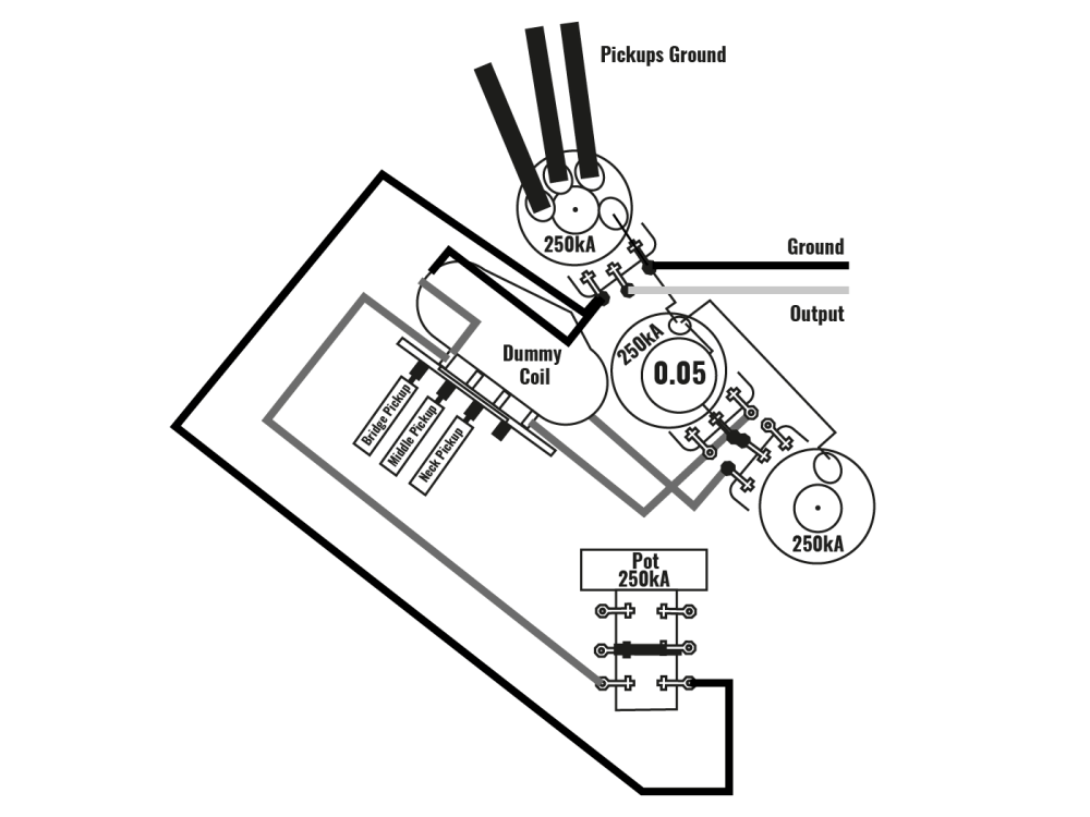 medium resolution of stratocaster dummy coil circuitry wiring diagram