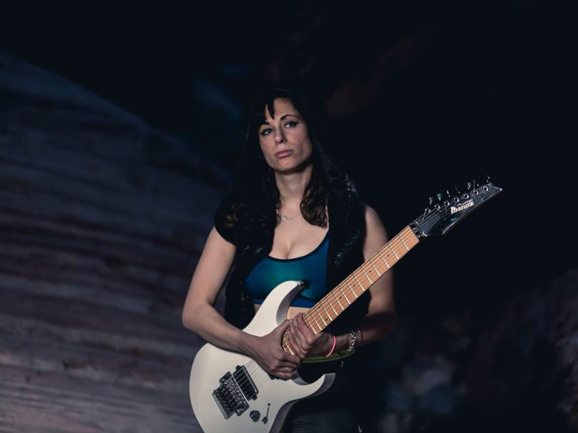 """Everyone's seemed to welcome the diversity"""": Nili Brosh on her esoteric new  solo record 