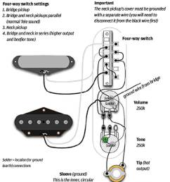 25 fender telecaster tips mods and upgrades guitar com all p90 vintage wiring telecaster source vintage rails wiring diagram  [ 1050 x 1400 Pixel ]