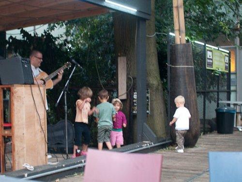 Concert au Labo 4
