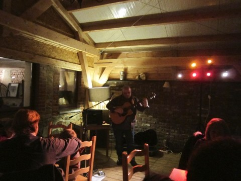 Quai Son (La Roche-en-Ardennes) 30/12/2012
