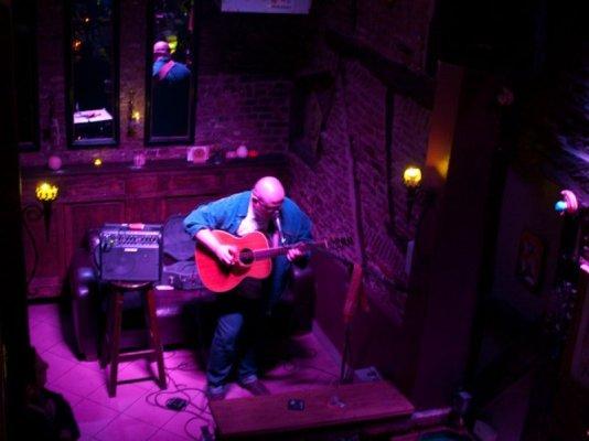 concert, David van Lochem, Senor Duck