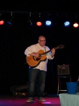 Vins, Contes & Guitare 13/04/2012 (Dison)