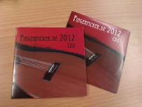 Fingerpicker 2012 - double CD compilation
