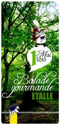 13 ème Balade gourmande d'Etalle