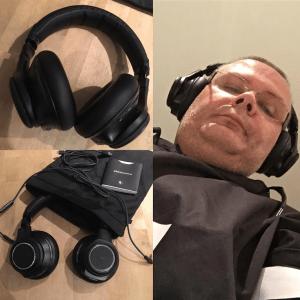 Les écouteurs Plantronics Backbeat Pro