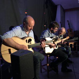 Concert à l'IFAPME de Limal