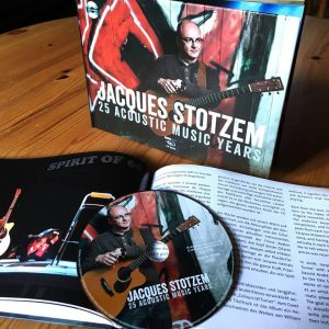 Jacques Stotzem - 25 Acoustic Music Years