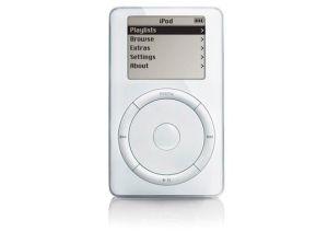 Apple iPod : 15 ans déjà !