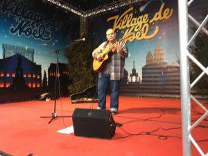 Village de Noël 2016 - le concert