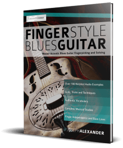 Fingerstyle Blues Guitar (image de l'éditeur)