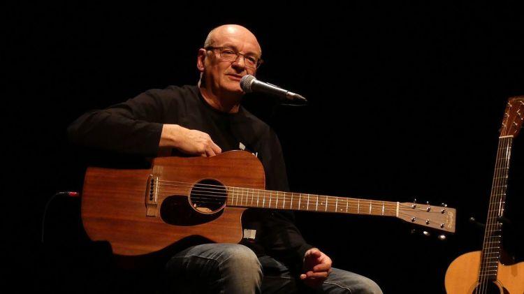Jacques Stotzem au Foyer culturel de Sprimont