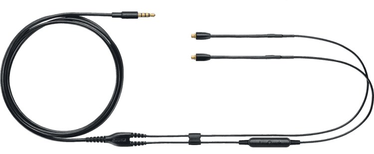 Shure RMCE (Remote + Mic accessory câble)