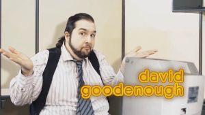 "Quand c'est ""goodenough"""