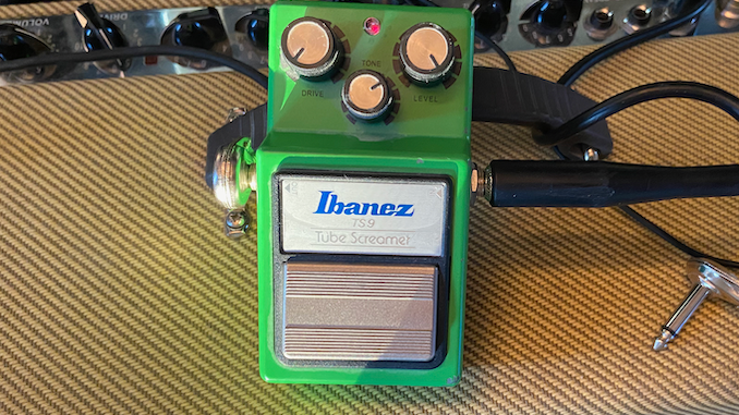 SRV Tube Screamer Settings