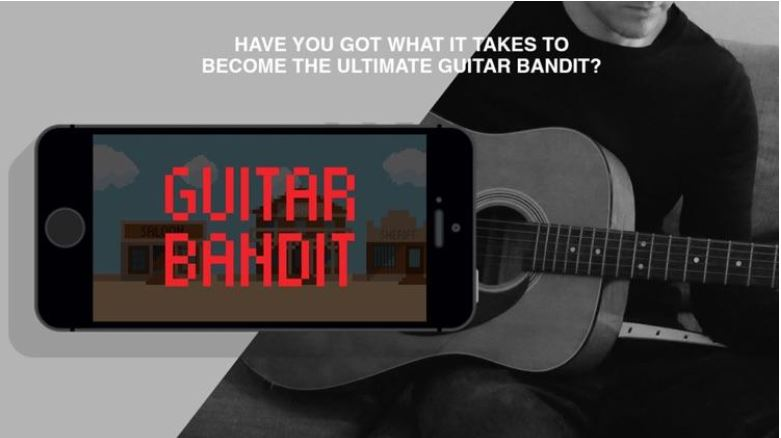Guitar Bandit App | Guitar Bro Blog