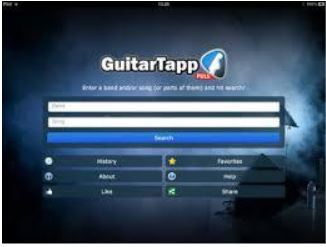 GuitarTapp Pro - Add on to guitar Bro - the best way to learn guitar