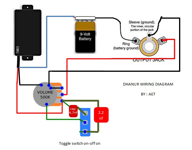 single humbucker pickup wiring diagram 2016 dodge dart stereo alternate bass/guitar | guitar buntung