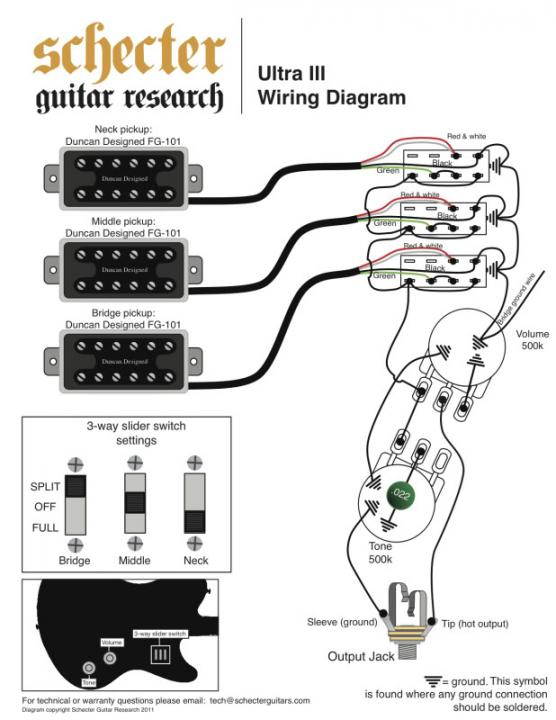 duncan designed wiring diagram flow chart meanings schecter ultra iii vblue - gitary elektryczne sklep muzyczny guitar center