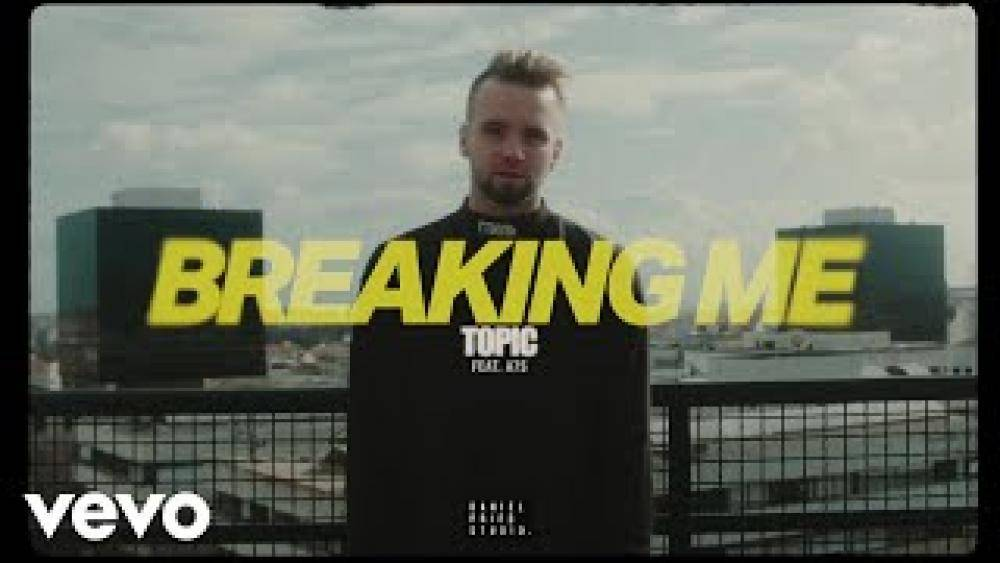 TOPIC feat A7S   Breaking Me Chords Guitar Piano and Lyrics