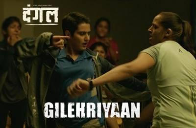 Gilehriyaan Chords With Capo  | Dangal