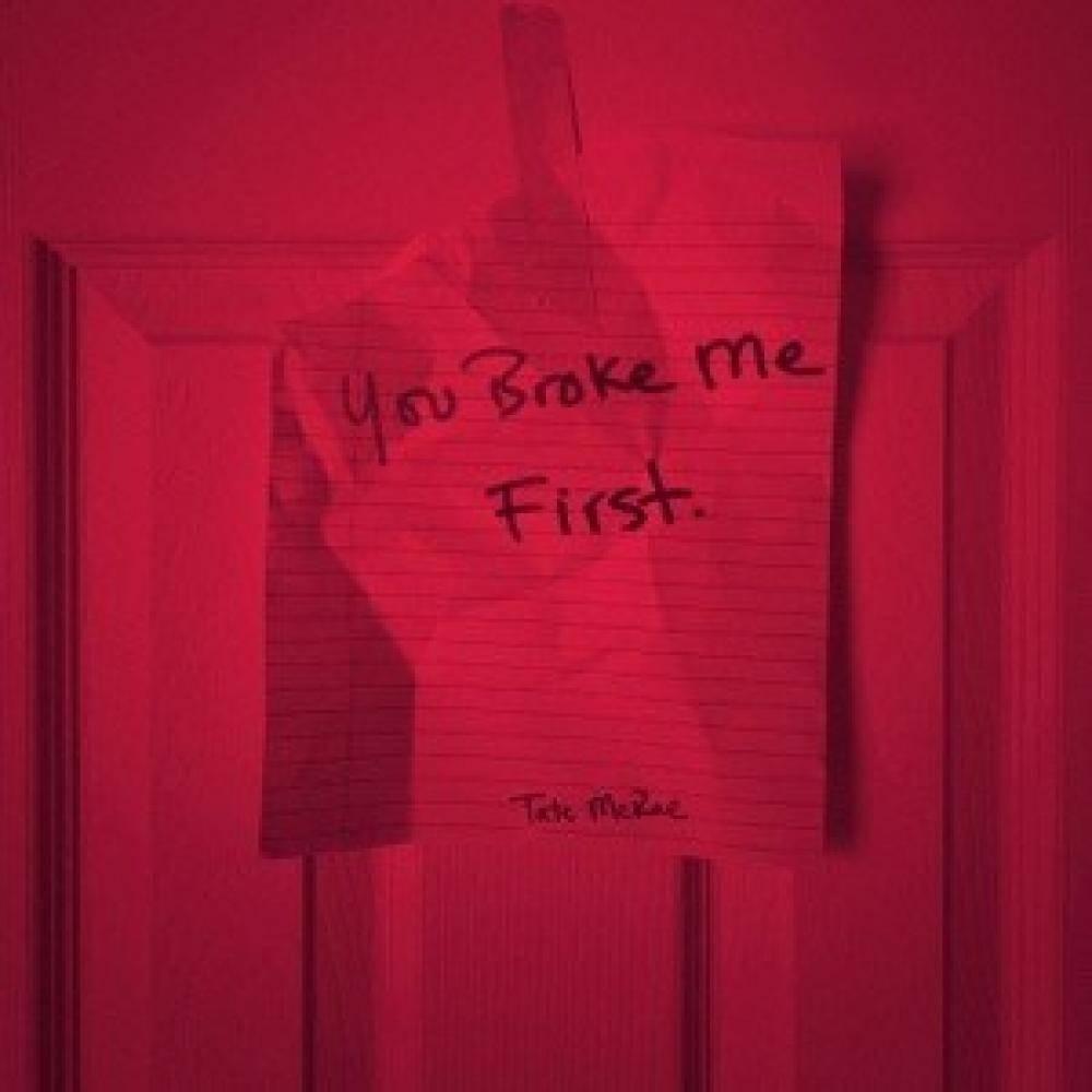 TATE MCRAE | You Broke Me First Chords Guitar Piano and Lyrics