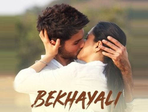 Bekhayali Chords and Lyrics