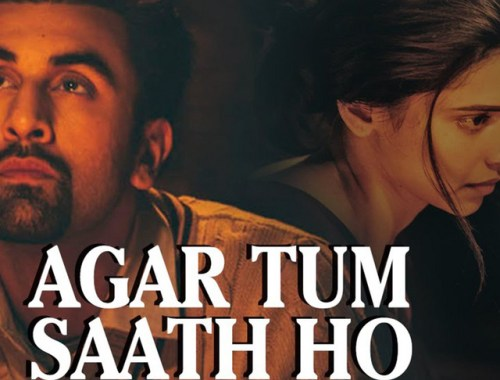 agar tum saath ho chords guitar and piano