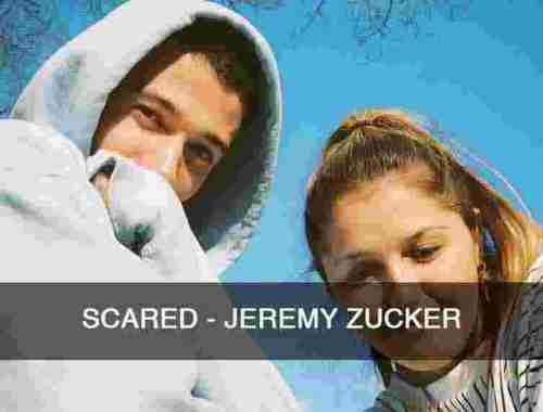 Scared(Acoustic) Jeremy Zucker Chords Guitar Piano and Lyrics