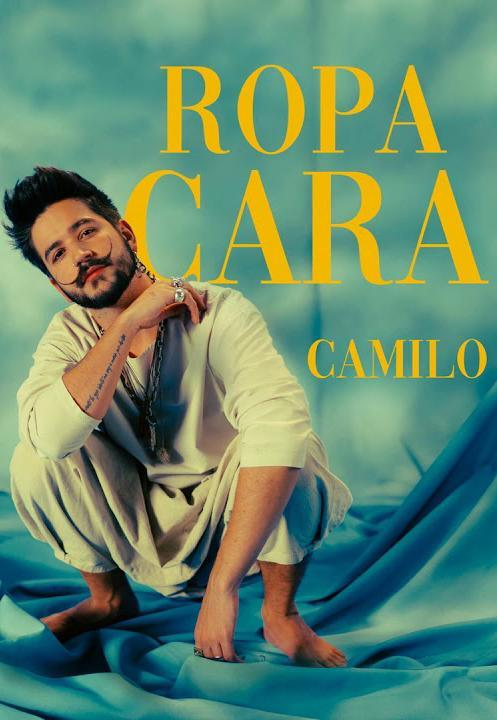Camilo - Ropa Cara Chords Guitar Piano and Lyrics