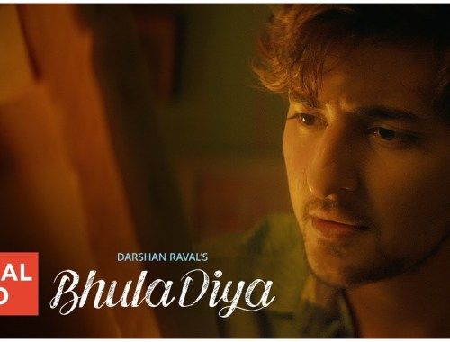 Bhula Diya Chords Guitar Piano and Lyrics Darshan Raval