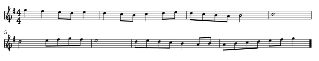 唱出大調音階【視唱 3-1 】練習在 G 大調和 F 大調上使用 Solfège   吉他白日夢