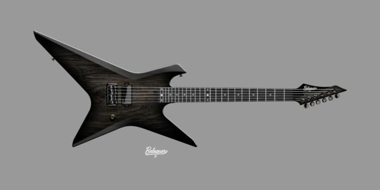 Balaguer Guitars virtual guitar