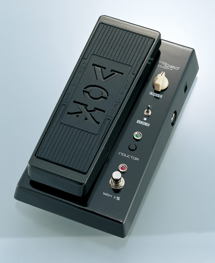 Big Bad Wah by VOX and Joe Satriani