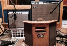 here 39 s how to build a guitar amp cabinet free plans inside. Black Bedroom Furniture Sets. Home Design Ideas