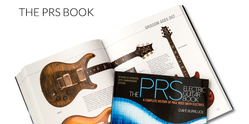 book review the prs electric guitar book guitar girl magazine
