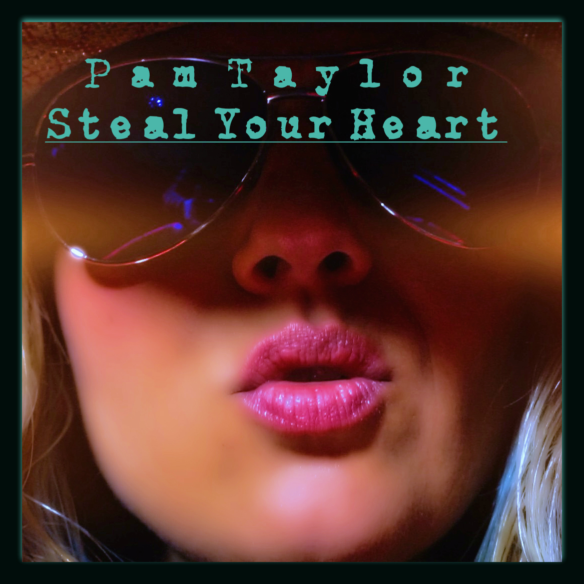 Blues Singer-Songwriter and Guitarist Pam Taylor will Steal