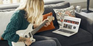 Fender Digital Learning promo shot