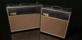 Vox 60th Anniversary Amps