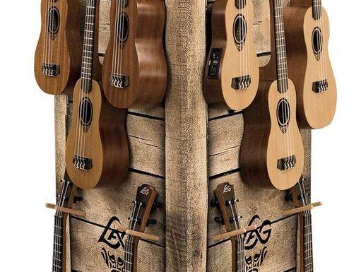 Lag guitars ukulele original-tikidisplay-profile