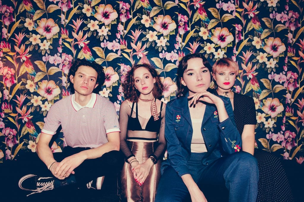 Lydia Night of the Regrettes confesses about how she feels about Conan OBrien playing London