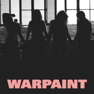 Warpaint Heads Up Album Cover