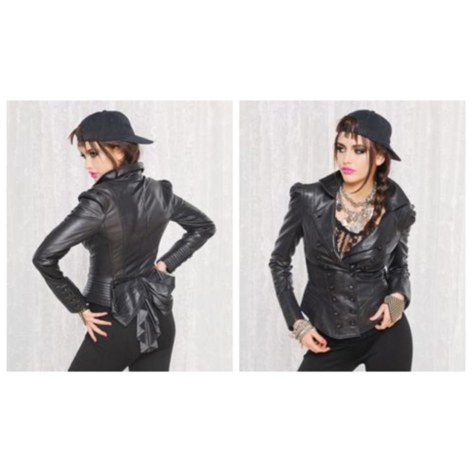 b341bab5ec Evolution of the Leather Jacket – From Biker Fierce to Super Glam ...