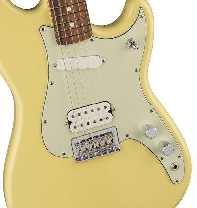 DUO SONIC HS CANARY DIAMOND FRONT BODY DETAIL